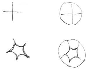 tekening cholericus 1