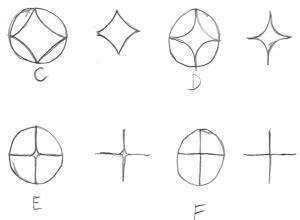 tekening flegmaticus C tm F