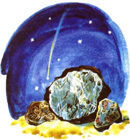Michaël meteoorijzer 2