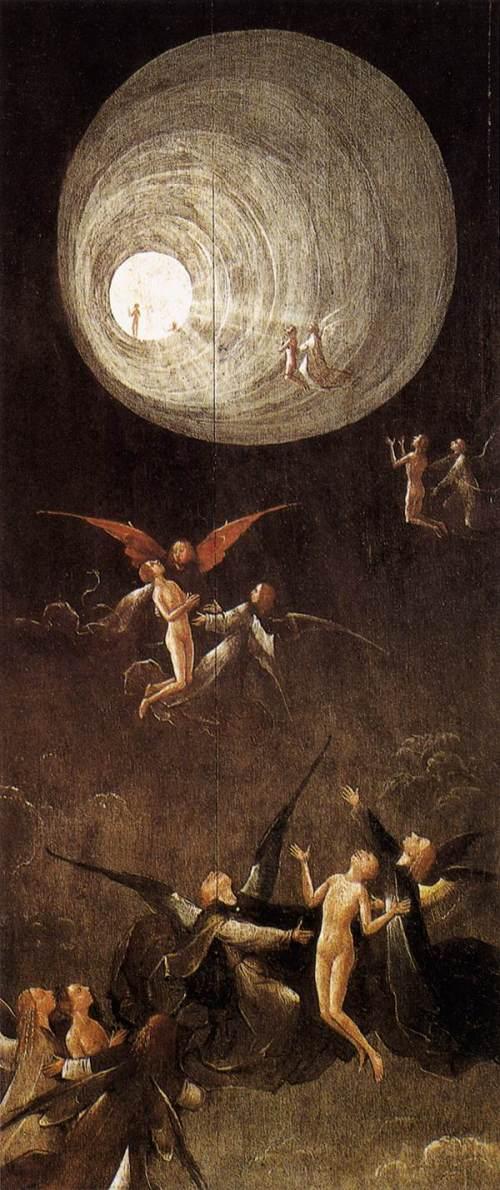 Jeroen Bosch 'visioenen uit het hiernamaals