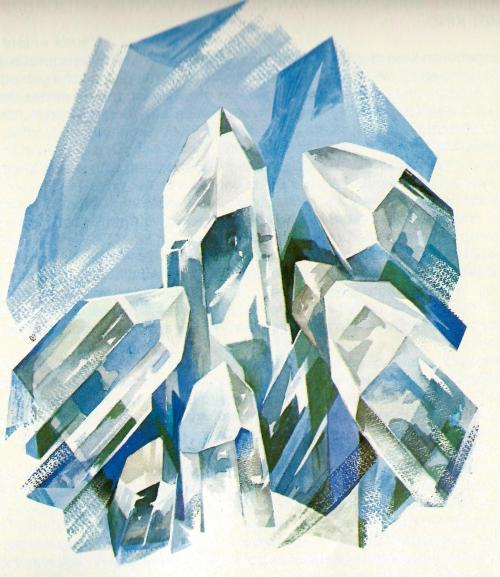 kwarts-bergkristal