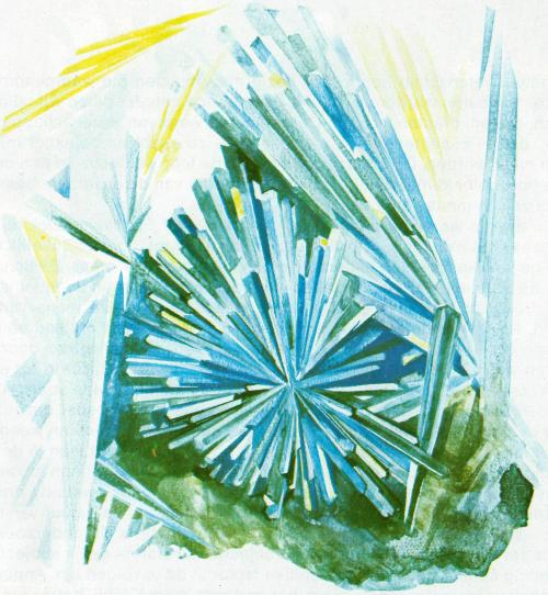 mineralogie antimoon