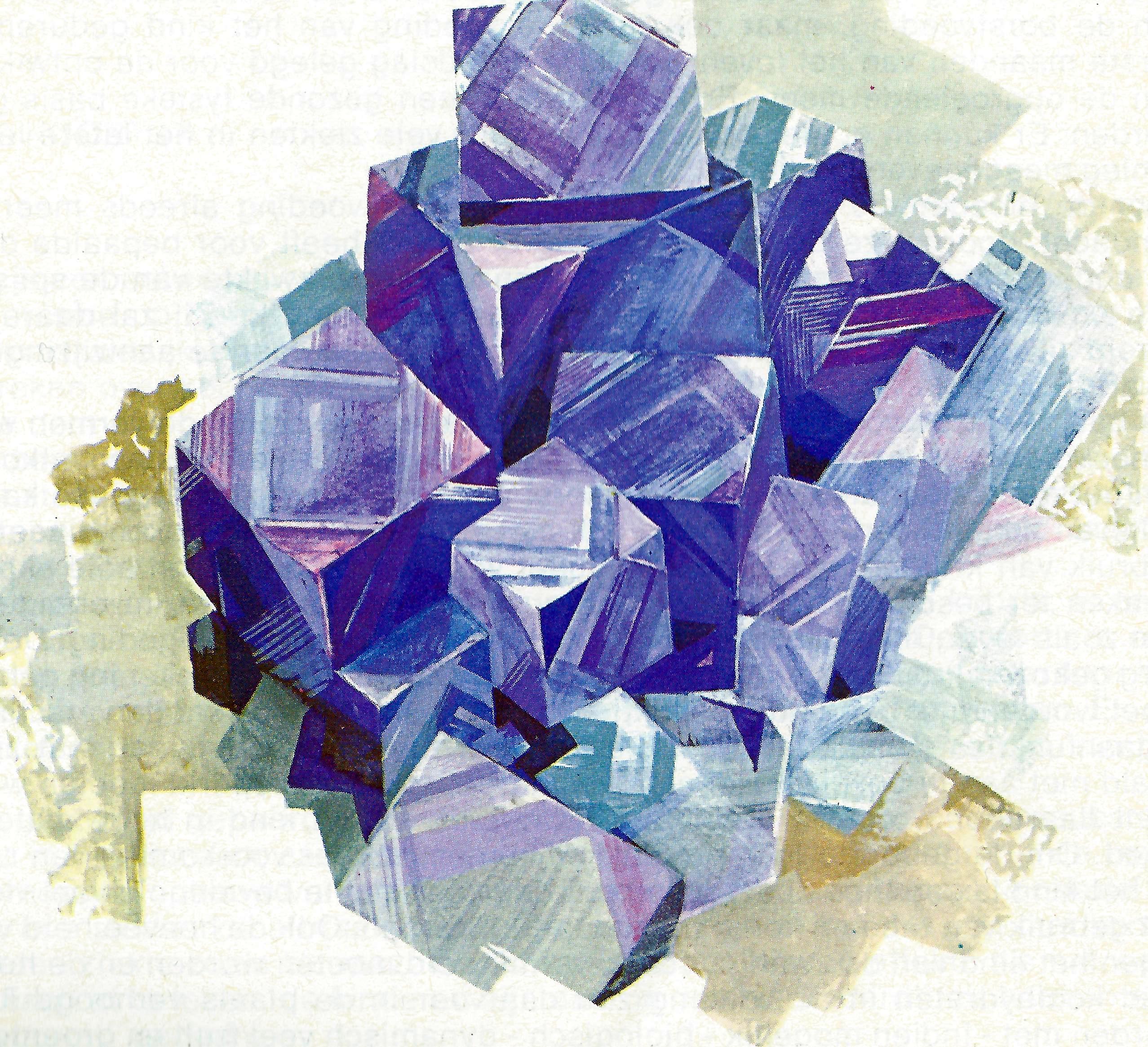 mineralogie vloeispaat