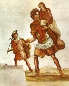 6e klas Rome 1