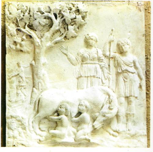 6e klas Rome 3