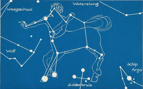centaur, wolf, zuiderkruis
