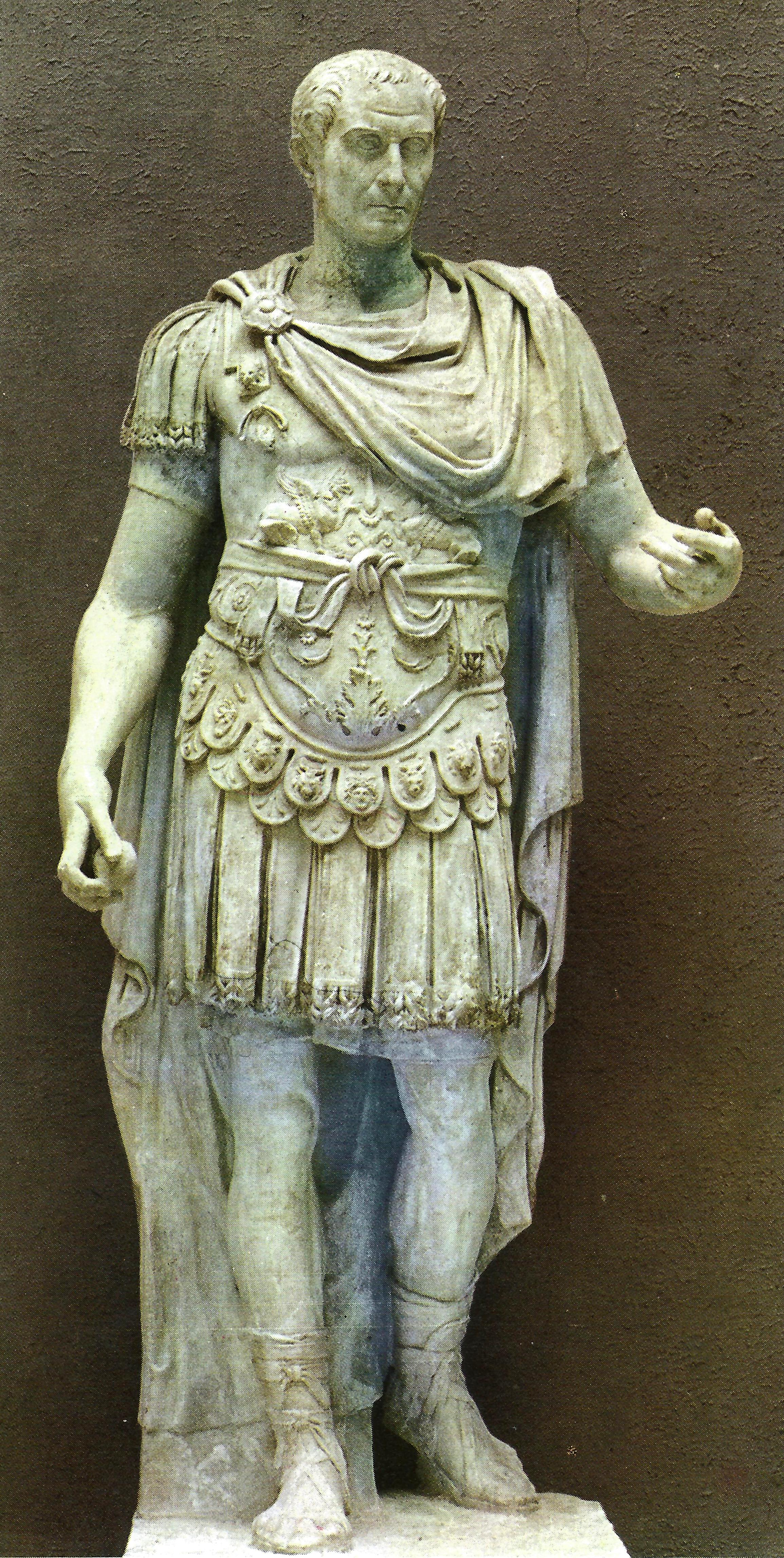 caesar augustus gifted statesman or ruthless It was octavius who became rome's first emperor under the name of augustus caesar was a gifted julius ceasar essay - the role of and statesman.