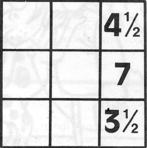 magisch vierkant - 0002