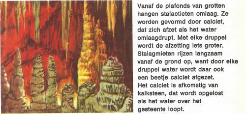 stalactieten