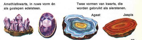 kwarts amethist agaat jaspis