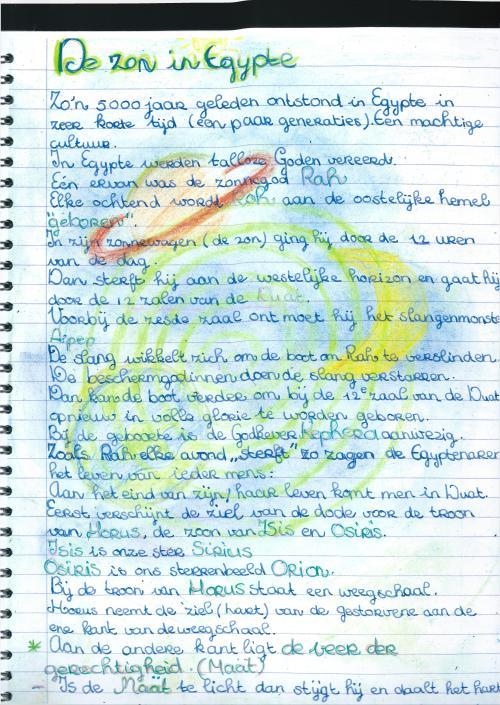 sterrenkundeperiode klas 7  11