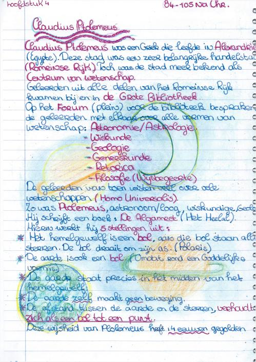 sterrenkundeperiode klas 7  22