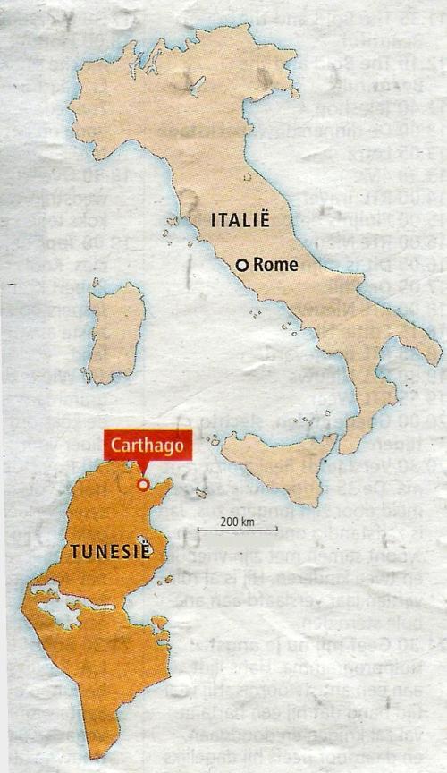 6e klas Carthago