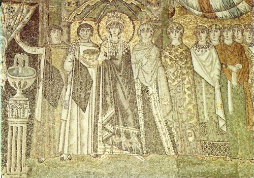 6e klas Theodora van Byz