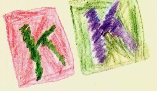 letterbeeld K 2